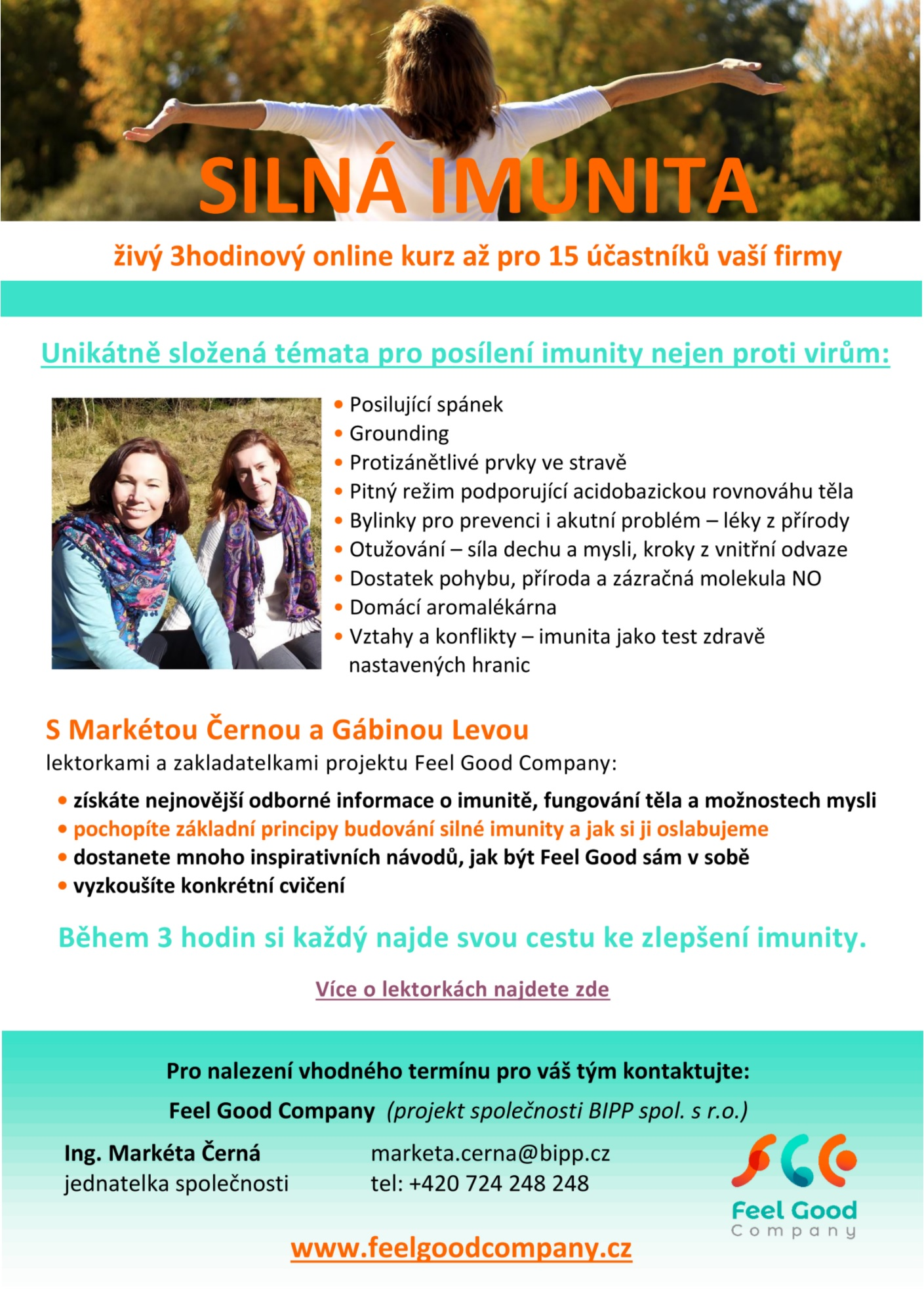 Workshop imunita
